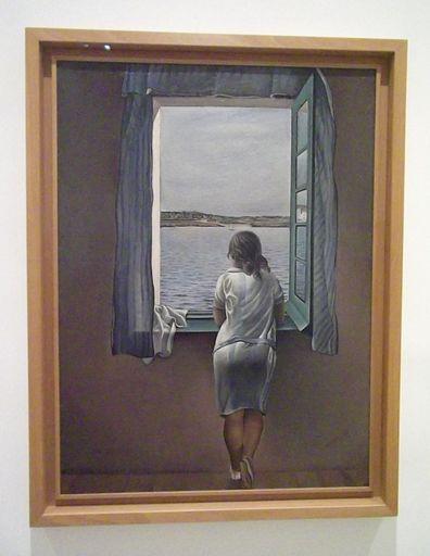 Viaggio madrid 2012 luglio 13 16 - Ragazza alla finestra ...